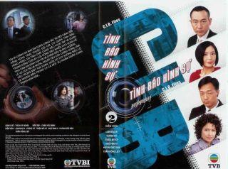 Tinh Bao Hinh Su, Bo 2 Dvds, Phim XaHoi HongKong 20 Tap