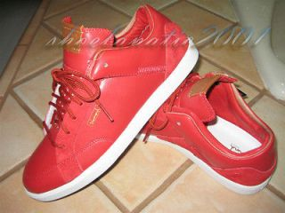 Diamond Supply Co VVS Red Leather SB 8 Sade Curren$y JetLife Brilliant