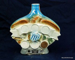 collectible jim beam bottle in Bottles, Decanters & Jugs