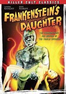 Frankensteins Daughter DVD, 2005
