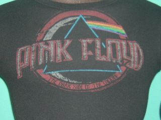 S1161 Pink Floyd Dark Side of the Moon long sleeve t shirt Adult S