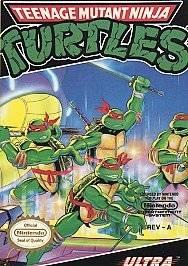 NES Teenage Mutant Ninja Turtles in Video Games