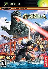 Godzilla Save the Earth Xbox, 2004