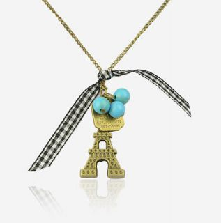 eiffel tower necklace in Necklaces & Pendants