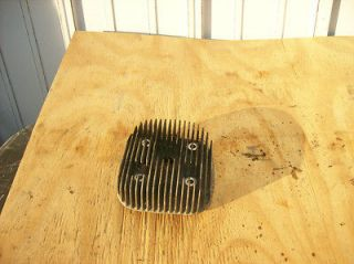 Vintage Ski Doo Elan 250 Single Snowmobile Cylinder Head