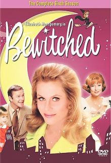 Bewitched   The Complete Sixth Season DVD, 2008, 4 Disc Set