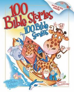 100 Favorite Bible Stories by Stephen Elkins 2005, Hardcover