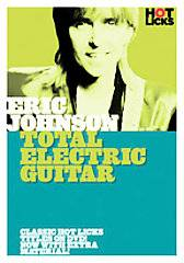 Eric Johnson   Total Electric Guitar DVD, 2005