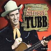 Texas Troubadour Box Set Box by Ernest Tubb CD, Mar 2003, 4 Discs