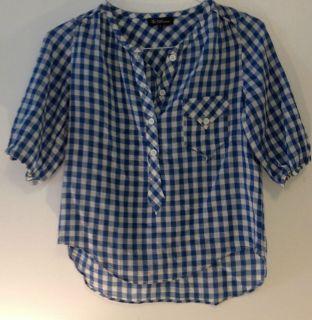 Isabel Marant Etoile   Women Blouse   White & Blue