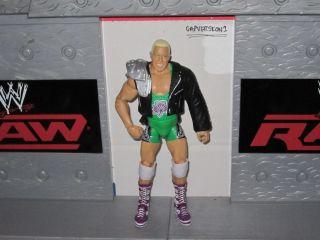 WWE FINLAY ELITE MATTEL WRESTLING FIGURE WITH JACKET WWF TNA ROH LOT
