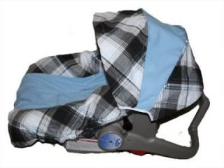 NEW Infant CAR SEAT COVER  Fits Graco Evenflo Preston