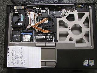Dell Latitude D620 D630 Motherboard repair BAD VIDEO FIX