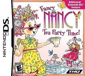 Fancy Nancy Tea Party Time Nintendo DS, 2010
