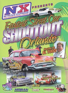 Fastest Street Car Shootout DVD, 2003