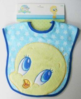Baby Looney Tunes 7p Crib Bedding Nursery Set Tweety Bird