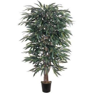Nearly Natural 5 Weeping Ficus Silk Tree   Artificial Plant Decor