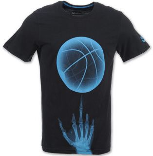 E558 • Nike Basketball Finger Tee / T Shirt / Shirt • NWT Mens XL