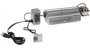 New UNIVERSAL gas fireplace blower fan kit.