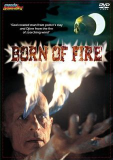 Born of Fire DVD, 2009