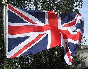 BRITISH GREAT BRITAIN Union Jack Flag 3x5 3 x 5 ft. NEW