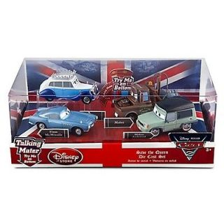 disney cars queen in TV, Movie & Character Toys