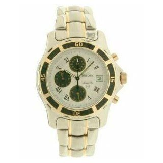 Bulova Marine Star   Sport Watch 98G04: Watches: