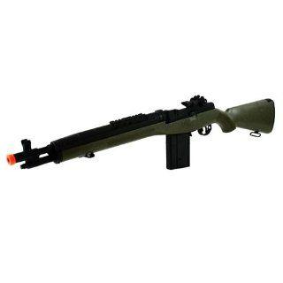 CYMA Full Metal Gearbox M14 SOCOM AEG Rifle   OD Green