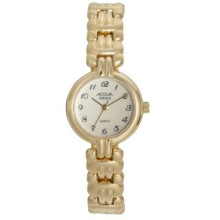 Womens A63941 Acqua Gold Tone Indiglo Watch Watches