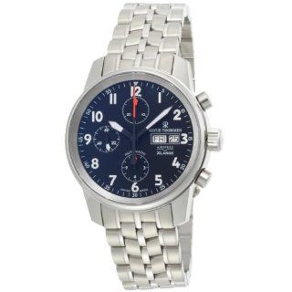 Revue Thommen Mens 16051.6137 Airspeed XLarge Chronograph Automatic