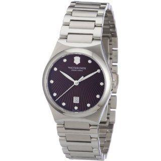 Victorinox Swiss Army Womens 241522 Victoria Brown Dial Watch Watch