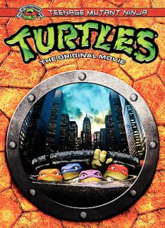 Teenage Mutant Ninja Turtles   The Movie DVD, 1997