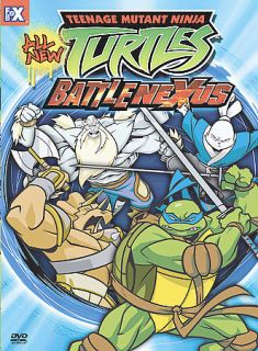 Teenage Mutant Ninja Turtles   Vol. 13 Battle Nexus DVD, Edited