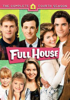 Full House The Complete Fourth Season (DVD, 2006) NEW