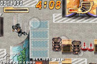 Mat Hoffmans Pro BMX Nintendo Game Boy Advance, 2001