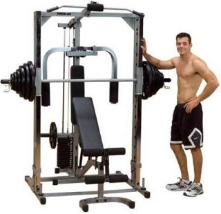 PSM1442XS Powerline Smith Machine Package by Body Solid