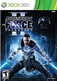 Newly listed Star Wars The Force Unleashed II (Xbox 360, 2010) USED