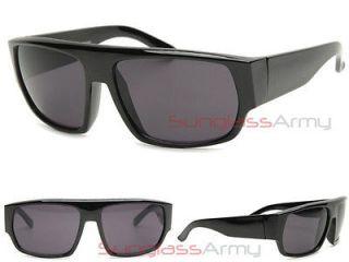 SUPER DARK LENS Oversized GANGSTER LOC Sunglasses cholo o.g eazy e