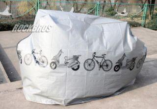 XL WATERPROOF Motorbike Motorcycle Bike Rain COVER Protector Scooter