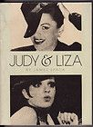 JUDY GARLAND & LIZA MINELLI by James Spada (1983  Biography) SC