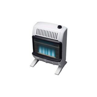 Mr. Heater 10000 BTU Natural Gas Blue Vent Free Wall Mount Heater