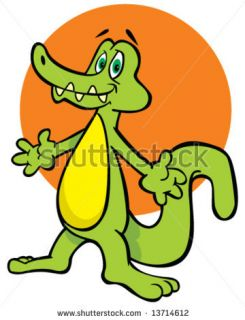 Cartoon Gator Head http://www.popscreen.com/tagged/vector-cartoon/images