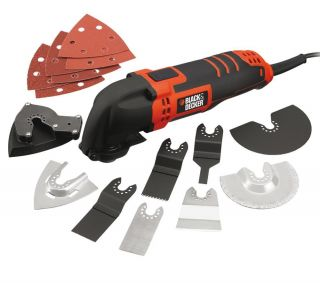 Enlarge image MT250KA 250 W Multi purpose tool with case and