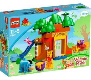 Ampliar la imagen  Duplo Winnie   La Casa del Winnie the Pooh   5947