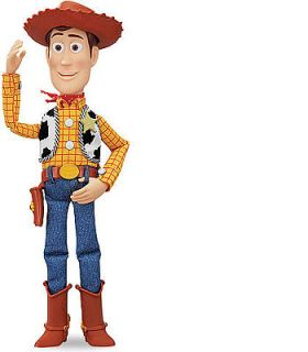 Disney Pixar Toy Story 3 Talking Sheriff Woody   Thinkway   Toys R