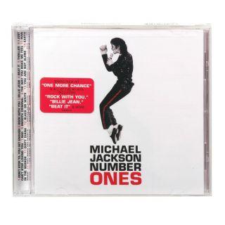 michael jackson number ones en dvd musicaux pas cher. Black Bedroom Furniture Sets. Home Design Ideas