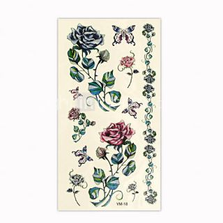 flor de una hoja de tatua vs satinado de alta calidad de