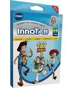 Buy VTech InnoTab Learning Cartridge   Toy Story 3 at Argos.co.uk