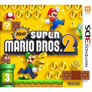 Play   Buy New Super Mario Bros. 2 (3DS) online at Play and