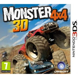 Monster 4x4 (3DS)   Driving & Racing Nintendo DS at Play (UK)